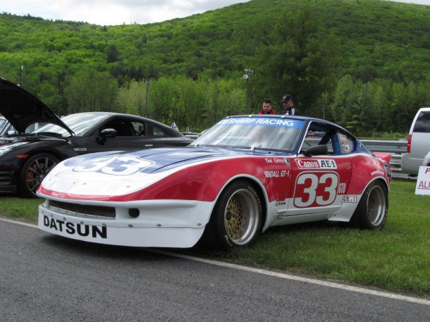 Bob Sharp Datsun 240Z